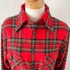 Vintage MoAc Flannel